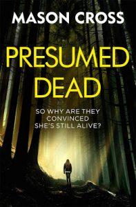 Carter Blake book 5: Presumed Dead